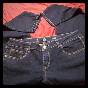 SO brand blue Jean's size 17 Brand new WO tags